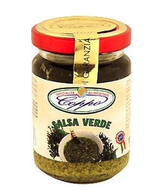 Coppo Specialità Alimentari -Salsa Verde - with parsley Ligure (130gr)