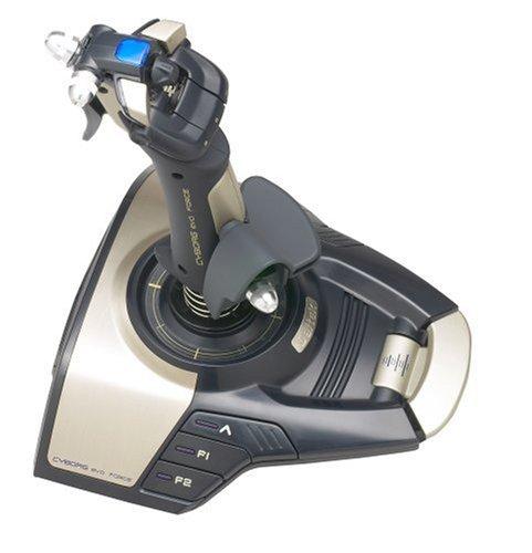 Saitek Cyborg Evo Force PC Flight Stick ( PS27 )