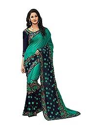 Indian Sarees Women Partywear Ethnic Traditional Designer Sari