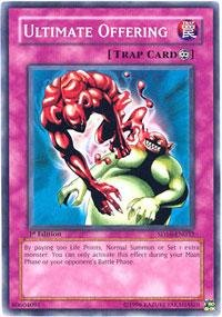 (Yu-Gi-Oh! - Ultimate Offering SD10 (SD10-EN032) - Structure Deck 10: Machine Re-Volt - 1st Edition - Common)