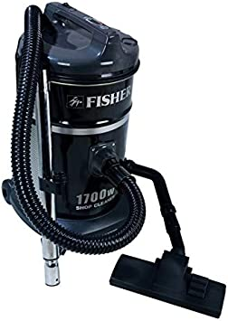 Fisher BSC-1700 Canister Vacuum Cleaners