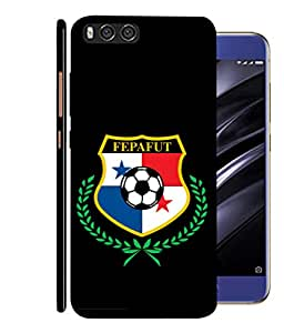 ColorKing Football Panama 09 Black shell case cover for Xiaomi Mi A1