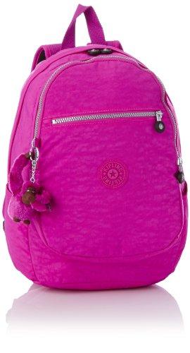 Kipling Unisex-Adult Clas Challenger Backpack K1501613K Pink Orchid