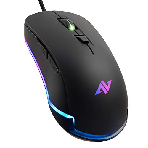 ABKONCORE AM8 Gaming Mouse with...