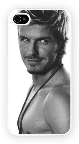 David Beckham Sexy Art Design, iPhone 5C, Etui de téléphone mobile - encre brillant impression