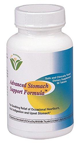 Vita Pharmica Advanced Stomach Support Formula (Support Advanced Formula Stomach)