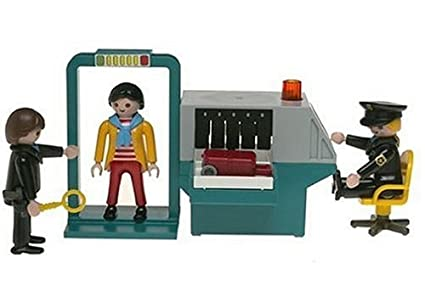 Playmobil Security Check Point Discontinued By Manufacturer