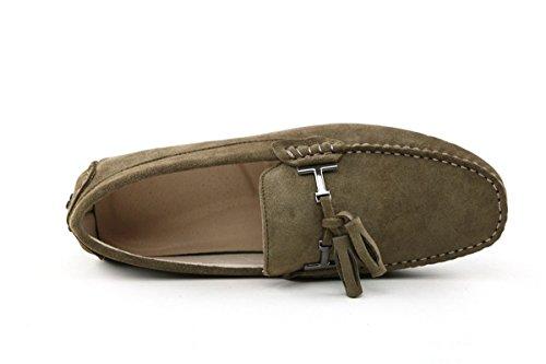 Minitoo ,  Herren Sandalen , Grau - Grigio (Cachi) - Größe: 40