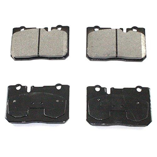 DuraGo BP665C Front Ceramic Brake Pad ()
