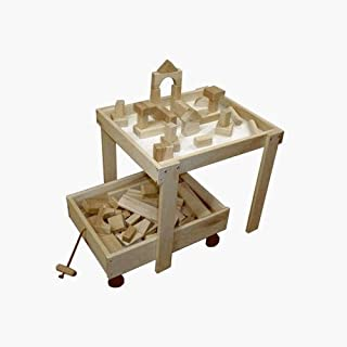 product image for Beka 06102 Wooden Storage Cart for upper 3 years