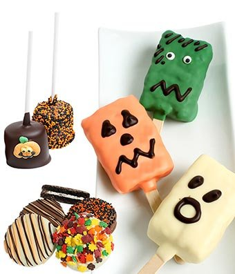 From You Flowers - Halloween Chocolate Covered Treats