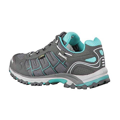 Meindl Cuba Lady GTX Sport Shoes - Outdoors Womens Stone Grey dyYq1b5o