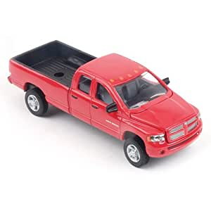Amazon Dodge Ram Pick Up Toy Truck Red Toys & Games