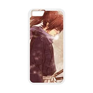 Himura Kenshin iPhone 6 4.7 Inch Cell Phone Case White O2455382