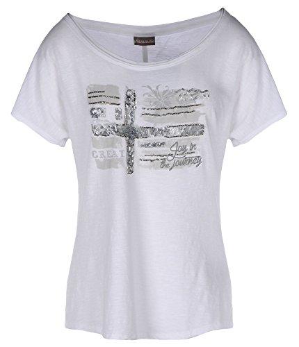 Napapijri - Camiseta - para mujer blanco