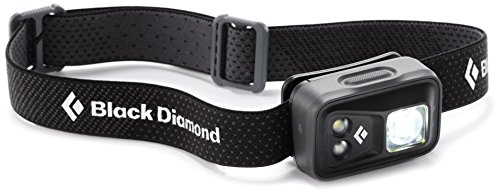 Black Diamond Unisex Spot Light Matte Black One Size