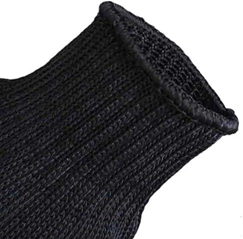 1 Paire dhommes Fil de Fil de p/êche en Acier Fil r/ésistant /à la Coupure Outil de Tissage Gants Gants de Protection de Filetage de p/êche