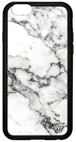 Wildflower Fashion iPhone 6/6s Handmade Patterned Case - Marble