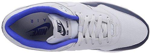 Nike 1 537383, De Master Lage Sneakers Grau (zuiver Platina / Pr Pltnm Bromide Nvy 023)