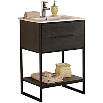 Fairmont Designs 24 Inch Toledo Open Shelf Vanity