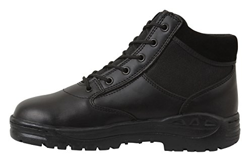 Forced Entry Tactical Boot - Rothco 6'' Forced Entry Tactical Boot, Black, 12