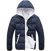 Canserin Hot Sale! Men Coat, Mens Slim Casual Warm Jacket Hooded Winter Thick Coat Parka Overcoat Hoodies Down Coat