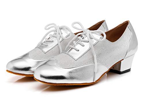 Minitoo l319 De Danse Salon Silver Femme Minitoouk rZgqxwr