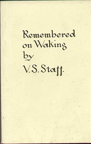 Remembered on waking: Concerning psychic and spiritual dreams and theories of dreaming