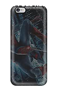 Cute Tpu ZippyDoritEduard The Amazing Spider-man 106 Case Cover For Iphone 6 Plus(3D PC Soft Case)