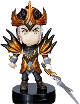 Amazon.com: Magic Paradise League of Legends LOL 6 Hero ...