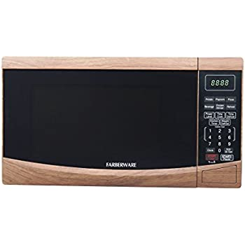 Amazon Com 1 1 Cubic Foot Copper Finish Microwave
