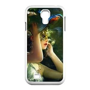 precious Samsung Galaxy S4 9500 Cell Phone Case White xlb2-400420