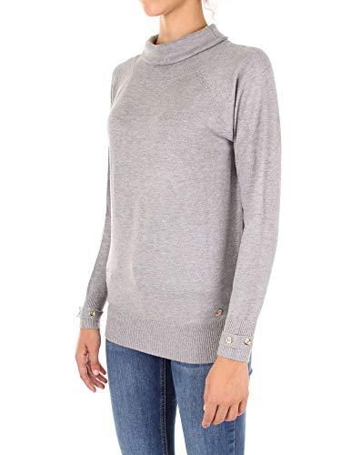 Grigio Gaudi 821bd53010 A Alto Collo Maglia Donna Jeans 6Bw06T