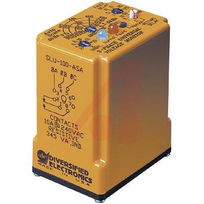 ATC SLU-100-ASA Universal Phase Monitor, 550 VAC Maximum Voltage, 90VA Maximum Power Required
