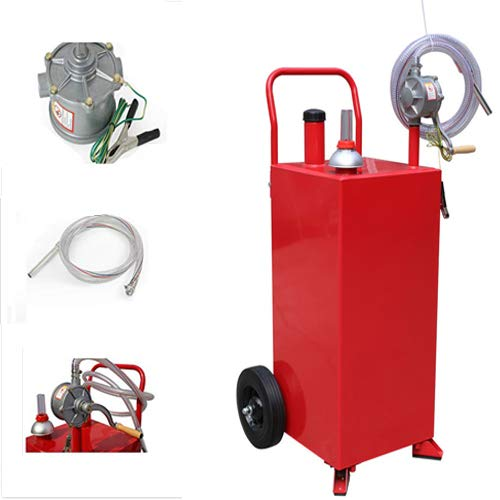 W4 Moto Portable Gallon Diesel Transfer
