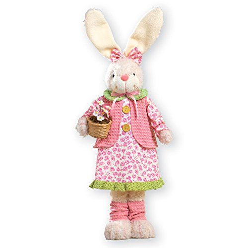 Standing Easter Bunny Greeter Female