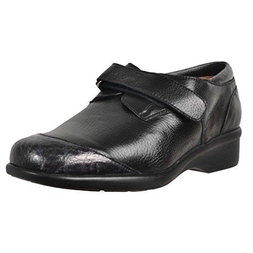 Mujer Mateo Marca Negro Cordones Para Mujer De Modelo Color Negro Miquel Miquel 39915 Zapatos n4qZwv0n