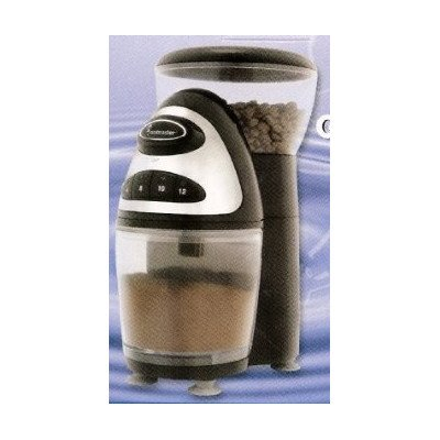 Burr Mill Adjustable/Pre-Programmed Coffee Grinder