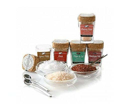 Limited Edition Gourmet Salt Samplers - Shopping On Australia Line
