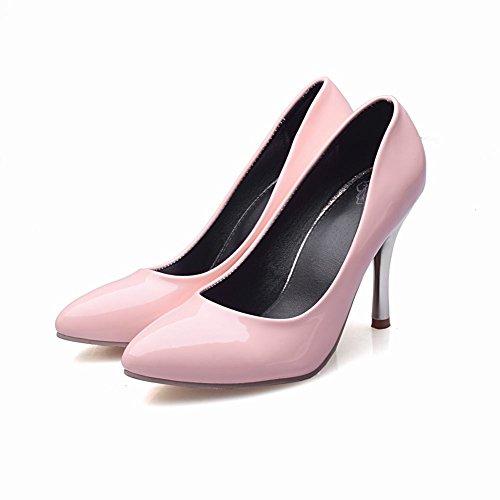 Charm Piede New Arrivano Donna Classico Tacco Alto Scarpe Tacco Alto Scarpe Rosa