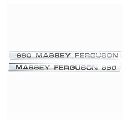 Sparex, S.41200 Decal Massey Ferguson690 For Massey Ferguson 600 Series (41200 Series)