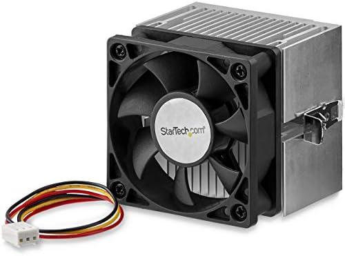 StarTech.com FANDURONTB - Disipador con Ventilador para procesador ...