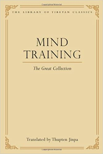 Mind Training: The Great Collection (1) (Library of Tibetan Classics)