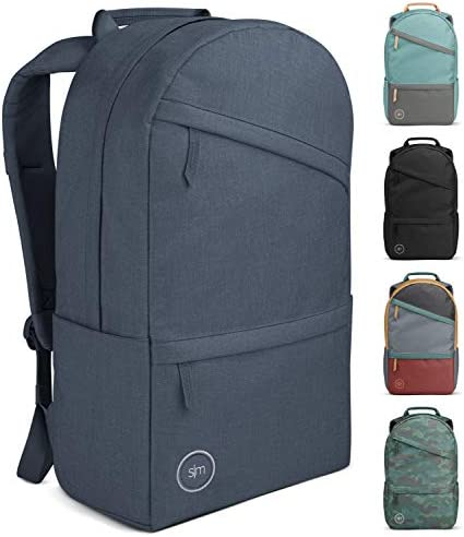 Simple Modern Legacy Backpack, Deep Ocean, 25 Liter