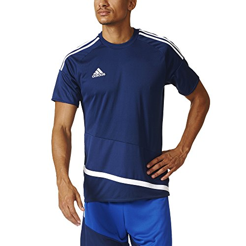 Adidas Regista 16 Mens Soccer Jersey M Dark (Mens Soccer Replica Jersey)