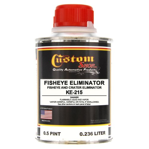 Custom Shop KE215-HP Fisheye Eliminator Fisheye and Crater Eliminator (Smoothie Fisheye Eliminator)