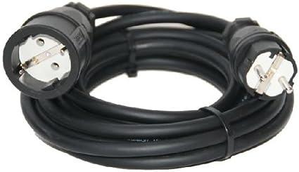 Verlängerungskabel AUSSEN H07RN-F 3x1,5 25m Gummikabel IP44