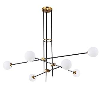 Leuchten Industrie Kronleuchter Sputnik 18 Köpfe Pendelleuchte NL Hängelampe