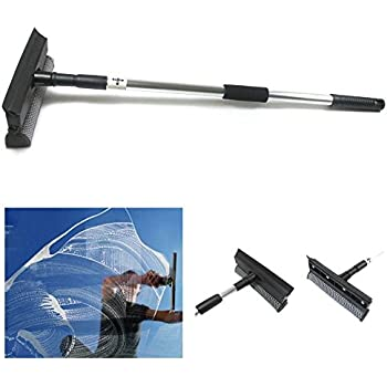 Amazon Com U N Telescopic Extendable Window Squeegee Long