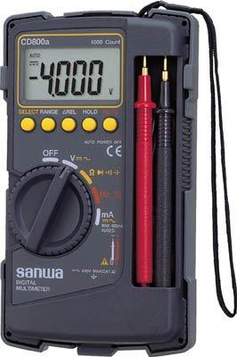Cd800 Sanwa - Digital Multimeter by Sanwa